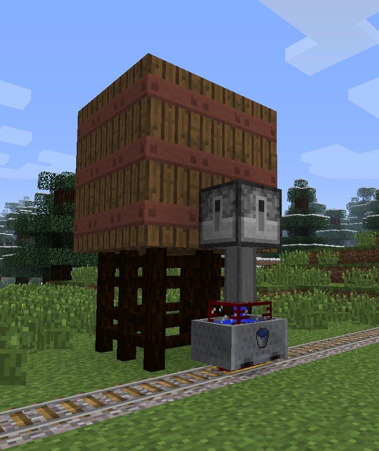 Railcraft 1 6 2 x 1 6 4 x 1 7 2 x – minecraft mod
